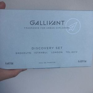 Gallivant Fragrance Discovery Set